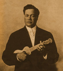 The Ukulele Hall of Fame Museum - Ernest Kaai