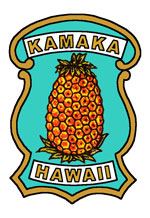 Yet another Kamaka decal