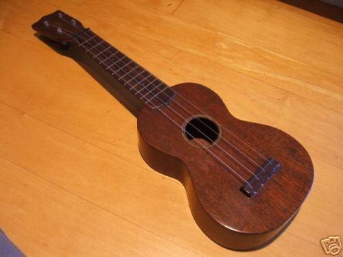 dating vintage martin ukulele